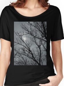Winter Trees Women's Relaxed Fit T-Shirt
