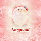 Naughty or Nice? Santa Knows by Alisdair Binning