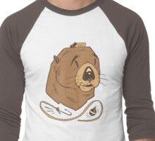 Sea Fairing Otter Men's Baseball ¾ T-Shirt