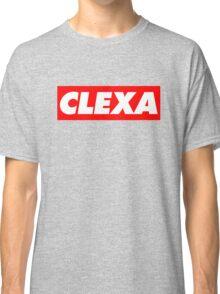 Clexa - white Classic T-Shirt