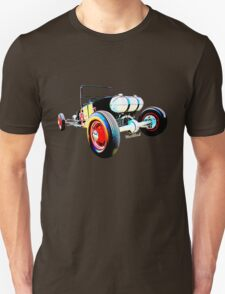 Classic Hot Rod T in a Stormy Sunset Unisex T-Shirt