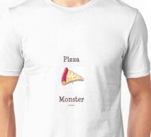 Pizza Monster Unisex T-Shirt