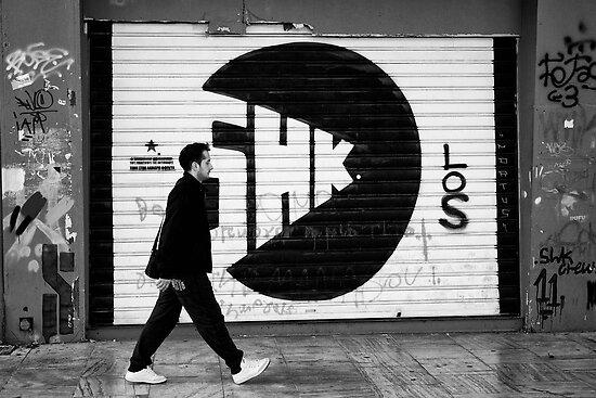 Pacman by StamatisGR