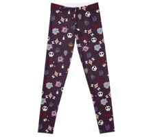 Ghost Pokemon Leggings
