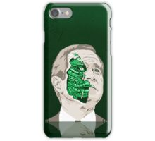 the president of terror iPhone Case/Skin