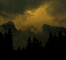 Julian Alps by DeKaArt