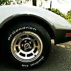 Corvette Wheel by Dottie11