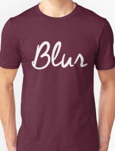 Blur ORIGINAL Whi Unisex T-Shirt
