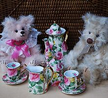 Rosie and Walter's Tea Party by Marjorie Wallace