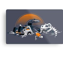 88 Million Years Ago... Metal Print
