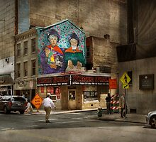 City - Pittsburg, PA - Wiener World by Mike  Savad