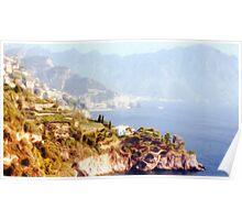 Amalfi's  Cost  Poster