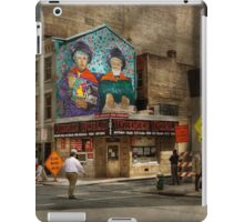 City - Pittsburg, PA - Wiener World iPad Case/Skin
