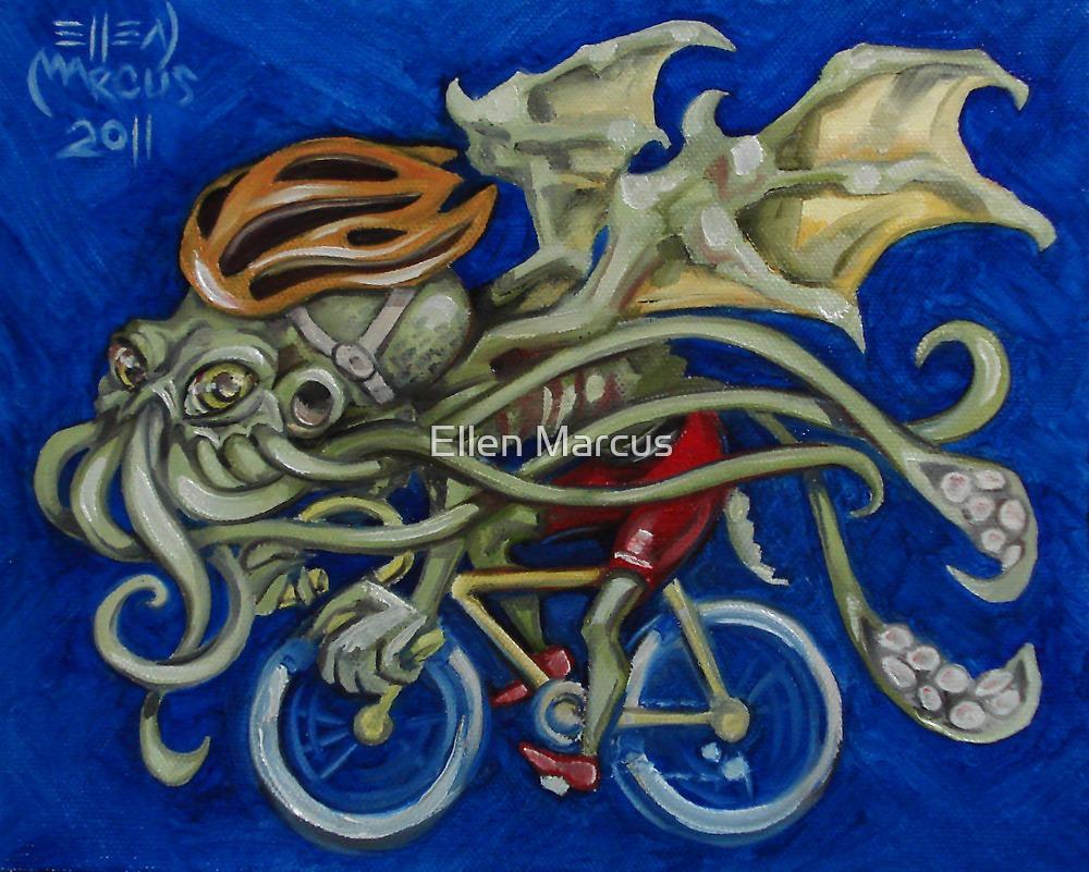 Cthulhu Roadie by Ellen Marcus