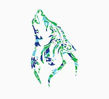 Lilly Pulitzer Tribal Howling Wolf Unisex T-Shirt