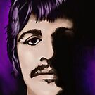 The Fab 4 - Ringo Starr (# 4) by Picatso