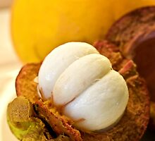 Mangosteen by Charuhas  Images