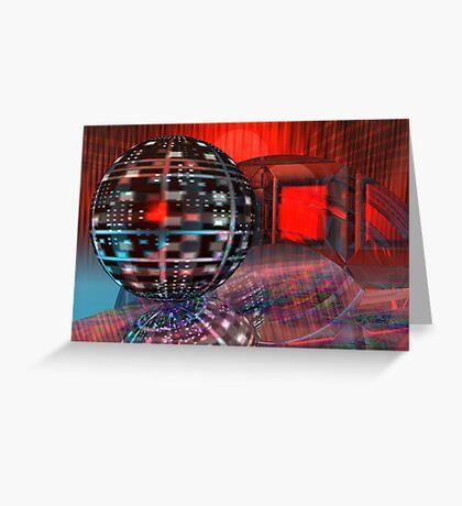 Geometrical Philosophy Greeting Card
