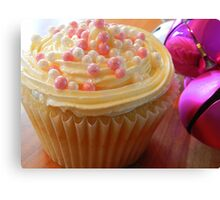 Cup cake heaven! Canvas Print