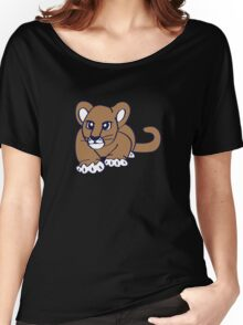 Solo Stalking Puma Women's Relaxed Fit T-Shirt
