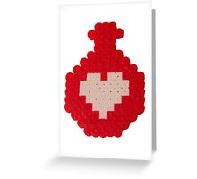 Heal Me, Inquisitor! Greeting Card
