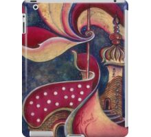 """Night in the City of Gods"" from the series ""Tales from the Unknown Book"" iPad Case/Skin"