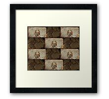 Gladiator ABC Framed Print