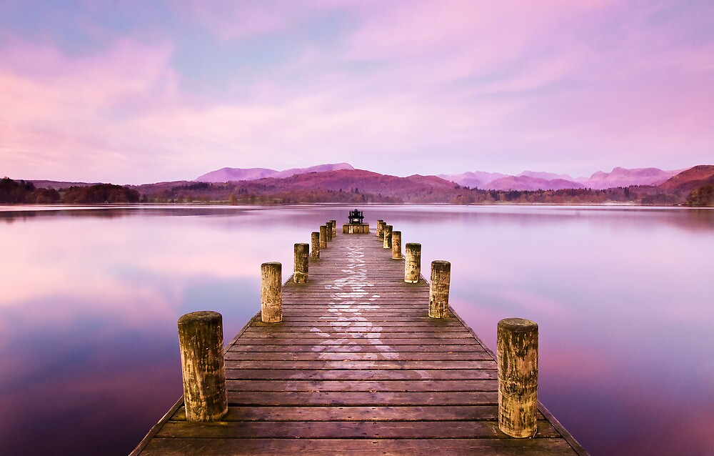 Winter at Windermere. by igotmeacanon
