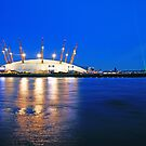 London Millennium Dome by DavidGutierrez