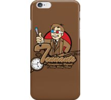 Tennants Timepieces iPhone Case/Skin