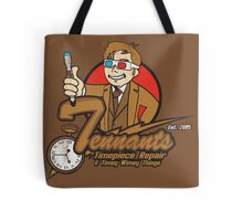 Tennants Timepieces Poster Tote Bag