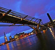 London Bridge by DavidGutierrez