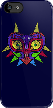 majora's mask by 1up Apparel