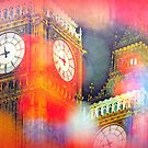 Big Ben London by ©The Creative  Minds