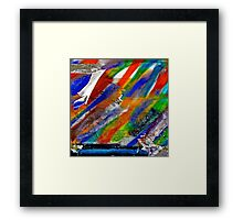 Graffiti #79a Framed Print