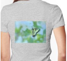 Dining out at the Lilac Inn Womens Fitted T-Shirt
