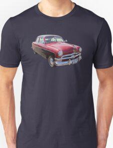 1950 Ford Custom Deluxe Classsic Car T-Shirt