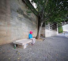 l'attendue sur la Seine by Peppedam