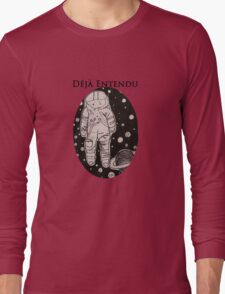 Brand New Band Déjà Entendu Spaceman  Long Sleeve T-Shirt