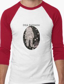 Brand New Band Déjà Entendu Spaceman  Men's Baseball ¾ T-Shirt