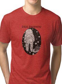 Brand New Band Déjà Entendu Spaceman  Tri-blend T-Shirt
