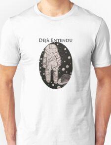 Brand New Band Déjà Entendu Spaceman  Unisex T-Shirt
