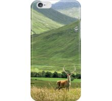 Monarch of the Glen 2  iPhone Case/Skin