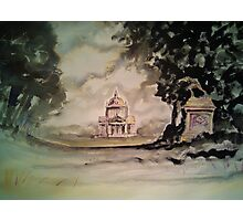 'Temple of the Four Winds, Castle Howard' Photographic Print
