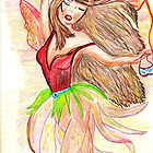 BUTTERFLY DANCE by Kittycat10