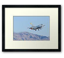 F-16C Fighting Falcon HL AF 89 075 Taking Off Framed Print