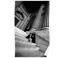 Le mendiant de Saint-Sulpice Poster