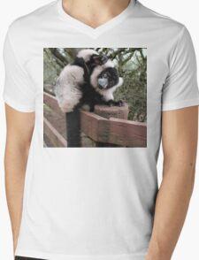 Look Toesies Mens V-Neck T-Shirt