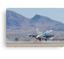 #OT AF 88 0420 F-16C Fighting Falcon Canvas Print