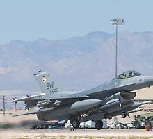 #SW AF 93 0546 F-16C Fighting Falcon by Henry Plumley